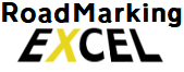 Road Marking Excel